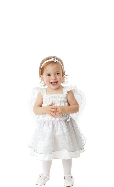 Baby Little Angel Costume