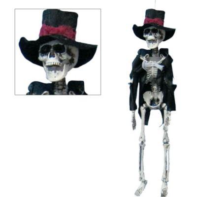 Hanging Groom Skeleton