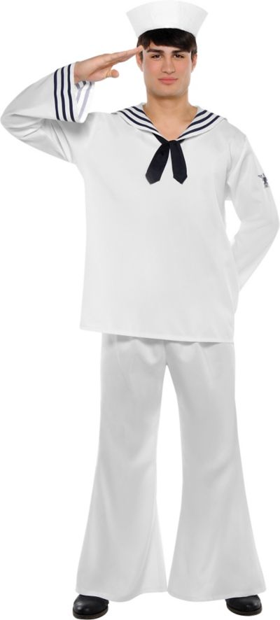 Adult Sailor Man Costume