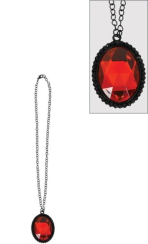 Devil Gemstone Necklace