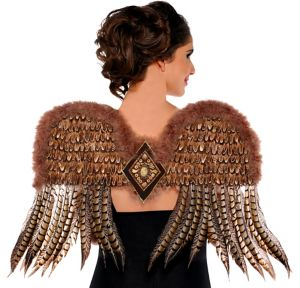 Owl Feather Wings