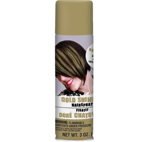 Gold Hair Spray