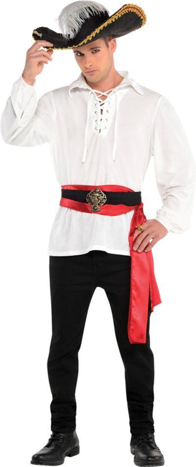 Adult Pirate Shirt
