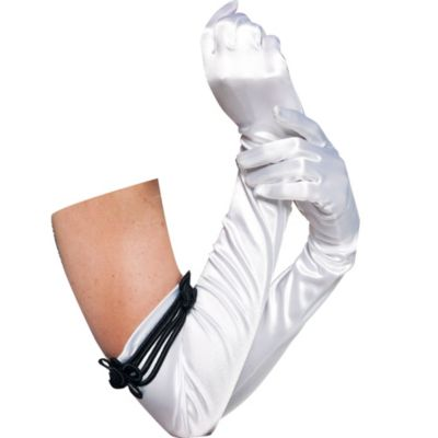 Cigarette Girl Gloves