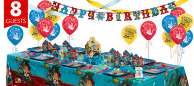 Jake and the Never Land Pirates Super Party Kit