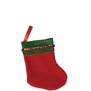 Mini Festive Stocking
