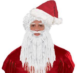 Santa Beard & Moustache