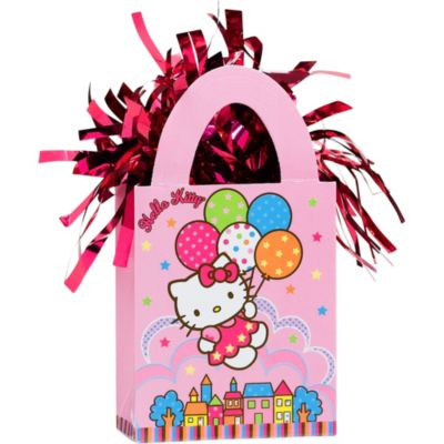 Hello Kitty Balloon Weight 5.5oz