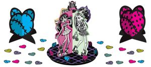 Monster High Table Decorating Kit 23pc