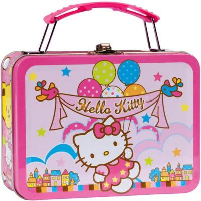 Mini Hello Kitty Tin Box