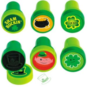 St. Patrick's Day Stampers 6ct