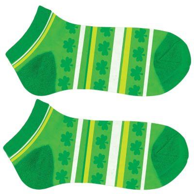 St. Patricks Day Ankle Socks