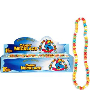 World's Greatest Candy Necklaces 24ct