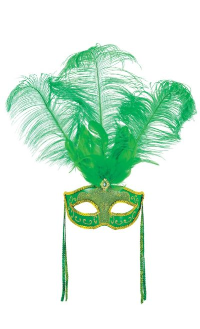 St. Patrick's Day Masquerade Mask
