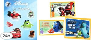 Disney/Pixar Valentines Day Cards 32ct