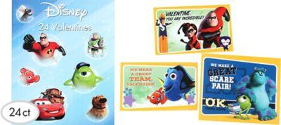 Disney/Pixar Valentines Day Cards 32ct