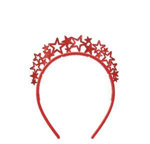 Glitter Patriotic Starburst Headband
