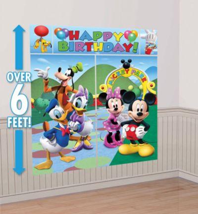 Mickey Mouse Scene Setter