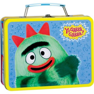 Yo Gabba Gabba! Tin Box