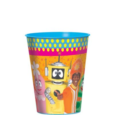Yo Gabba Gabba! Favor Cup