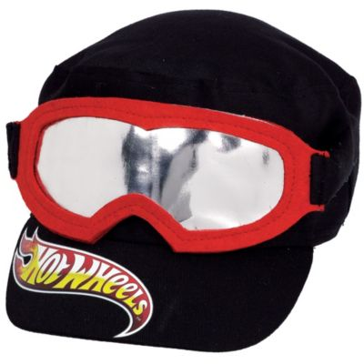 Child Hot Wheels Hat