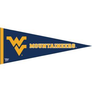 West Virginia Mountaineers Pennant Flag