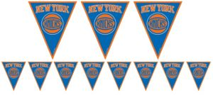New York Knicks Pennant Banner