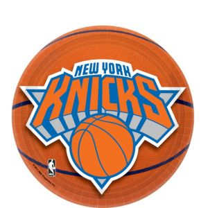 New York Knicks Dessert Plates 8ct