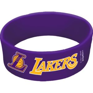 Los Angeles Lakers Wristbands 6ct