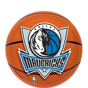 Dallas Mavericks Dessert Plates 8ct