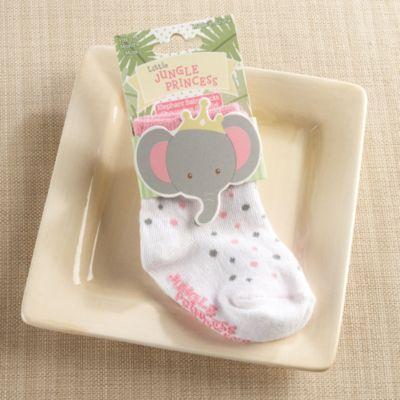 Little Jungle Princess Socks