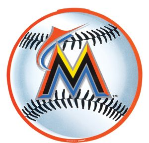 Miami Marlins Cutout