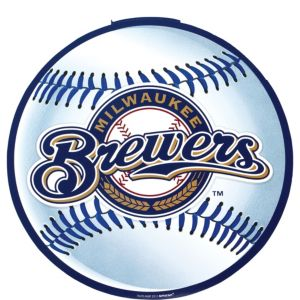 Milwaukee Brewers Cutout