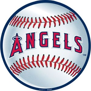 Los Angeles Angels Cutout