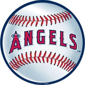 Los Angeles Angels Cutout