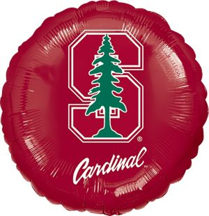 Stanford Cardinal Balloon