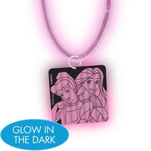 Disney Princess Glow Stick Necklace