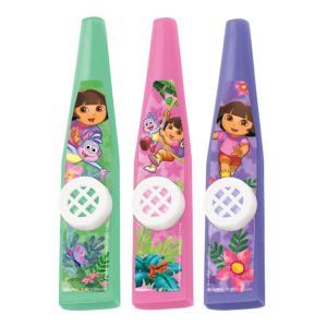 Dora the Explorer Kazoos 3ct