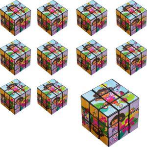 Dora the Explorer Puzzle Cubes 24ct