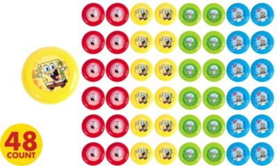 SpongeBob Mini Discs 48ct