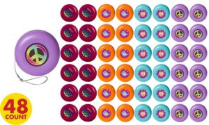 Hippie Chick Yo-Yos 48ct