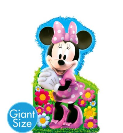 Giant Minnie Mouse Pinata