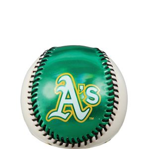 Oakland Athletics Soft Strike Baseball