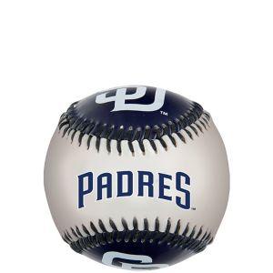 San Diego Padres Soft Strike Baseball