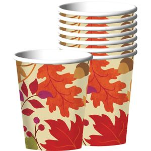 Festive Fall Cups 18ct