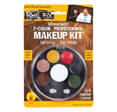7-Color Professional Makeup Kit