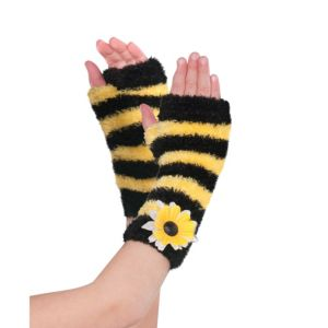 Child Bumblebee Fairy Arm Warmers