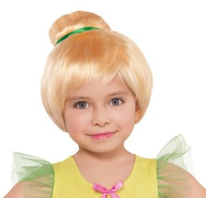 Child Tinker Bell Wig
