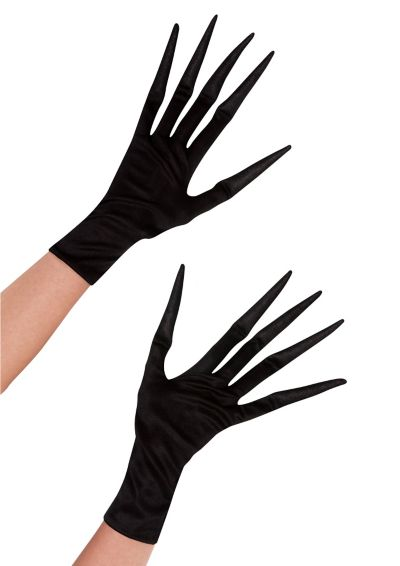 Long Fingered Gloves