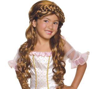 Child Enchanted Princess Wig